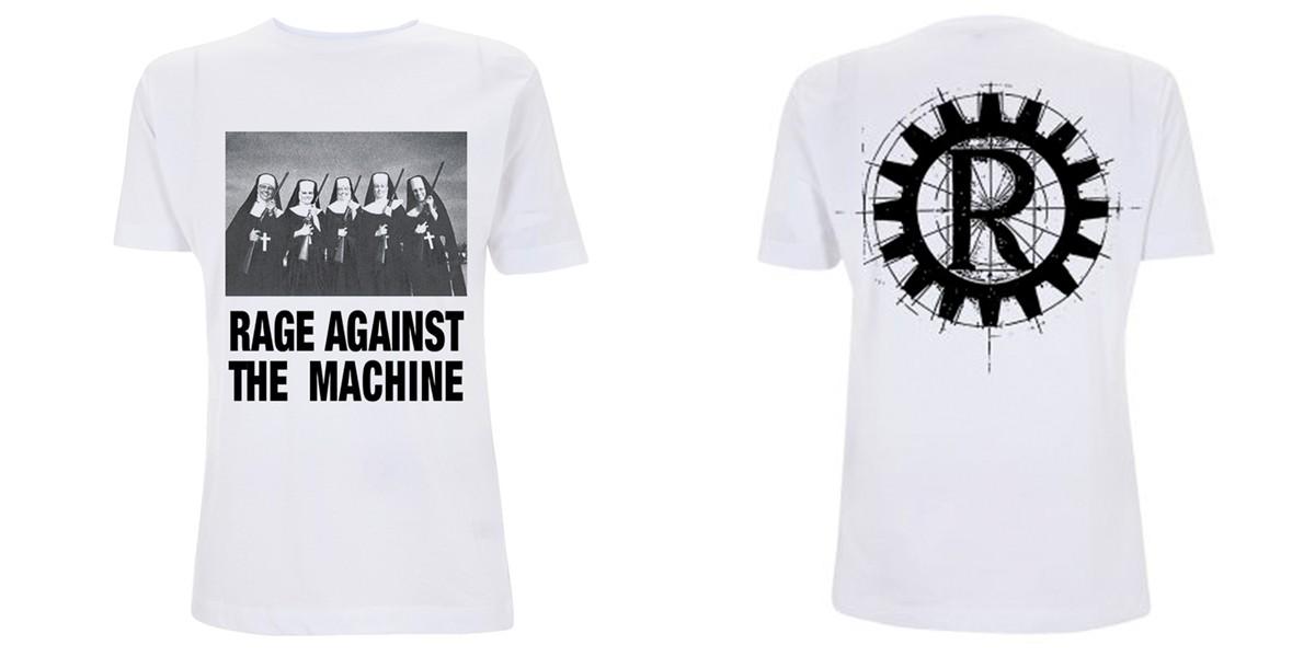 Rage Against The Machine - Nuns And Guns