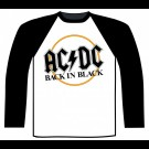 Ac / Dc - Back In Black - Baseball
