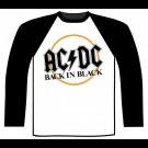 Ac / Dc - Back In Black - Baseball