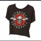 Avenged Sevenfold - Bat Skull Red