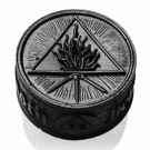Behemoth - Unholy Trinity - Black Metallic (Candle)