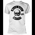 Black Label Society - Skull Logo (White)