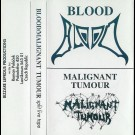 Blood / Malignant Tumour - Split Live Tape