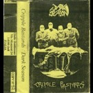 Cripple Bastards / Dark Season - Split Tape