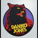 Danko Jones - Wild Cat Cutout