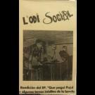 L'odi Social - Que Pagui Pujol + Temas Ineditos