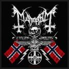 Mayhem - Coat Of Arms -