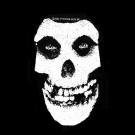 Misfits - White Skull