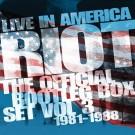 Riot - Live In America - Bootleg Box Vol. 3
