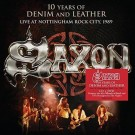 Saxon - 10 Years Of Denim And Leather - Live