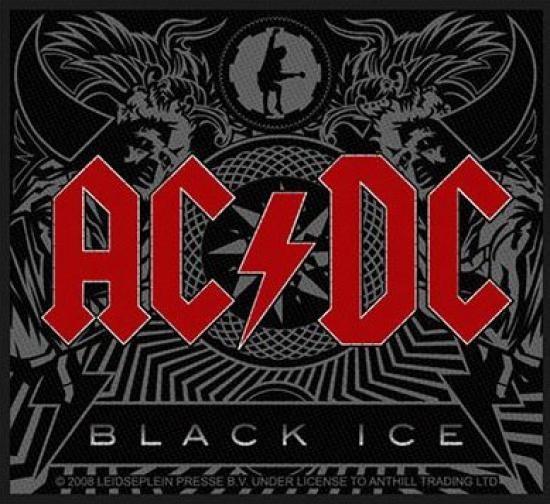 Ac / Dc - Black Ice -