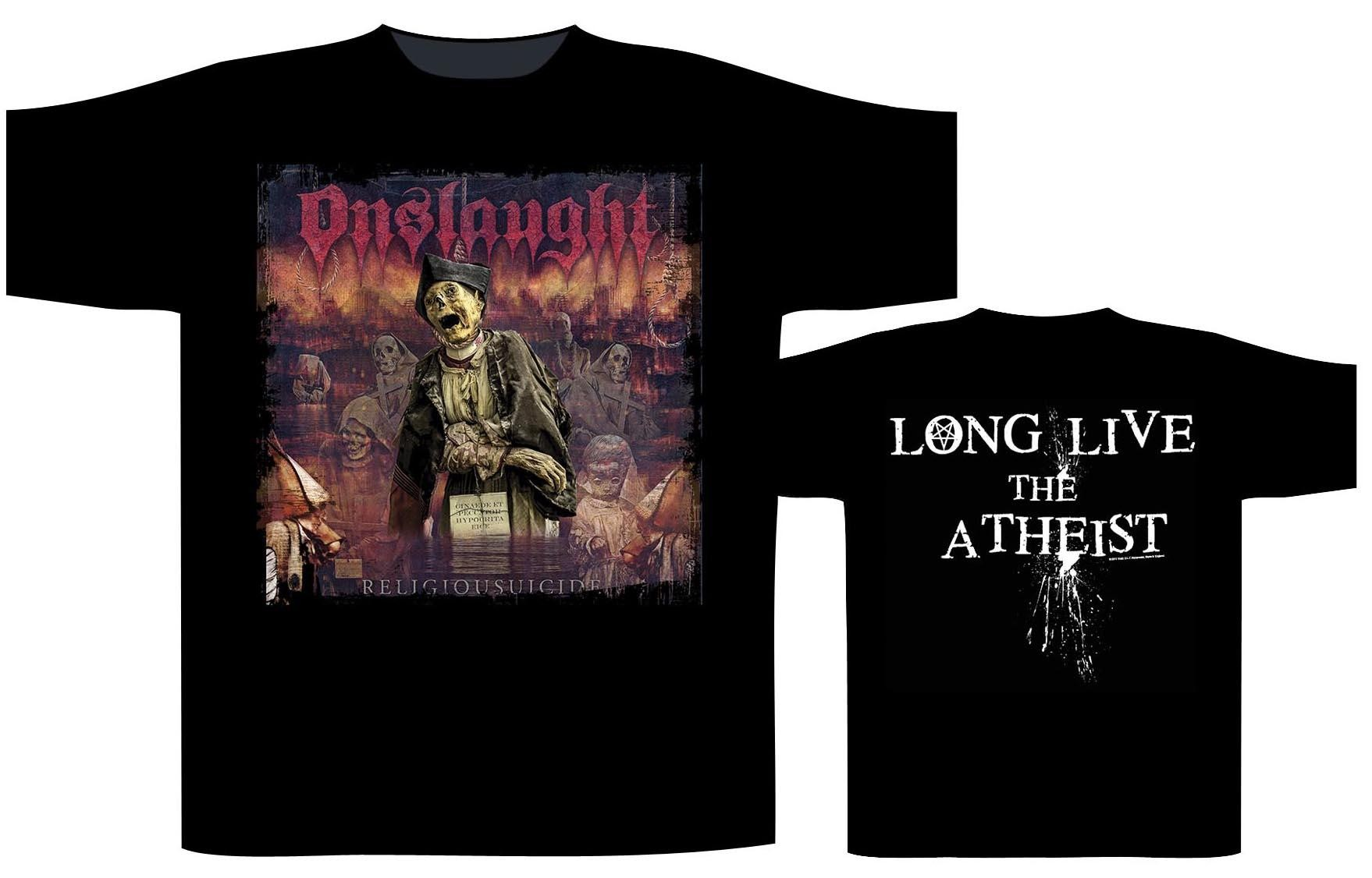 Onslaught - Religousuicide