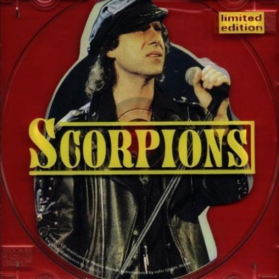 Scorpions - Shape Cd