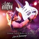 Aaron, Lee - Power, Soul, Rock N'roll - Live In Germany