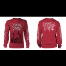 Cannibal Corpse - Pile Of Skulls 2018 (Red)