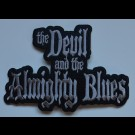 Devil And The Almighty Blues, The - Embroidered Logo