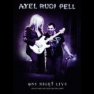 Pell, Axel Rudi - One Night Live