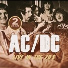 Ac / Dc - Live In The 70s - Radio Broadcasts