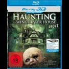 Blu Ray - Haunting Of Winchester House (Real 3d-Edition)