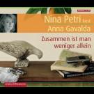 Anna Gavalda - Zusammen Ist Man Weniger Allein. 5 Cds