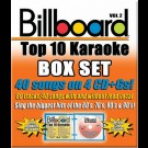 Billboard Karaoke - Billboard Vol.2, Top 10 Karaoke