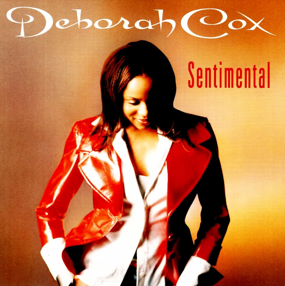 Deborah Cox - Sentimental (studio acapella)