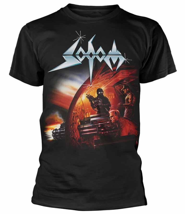 Fanartikel & Merchandise Sodom Musik Agent Orange T-shirt Angemessener Preis