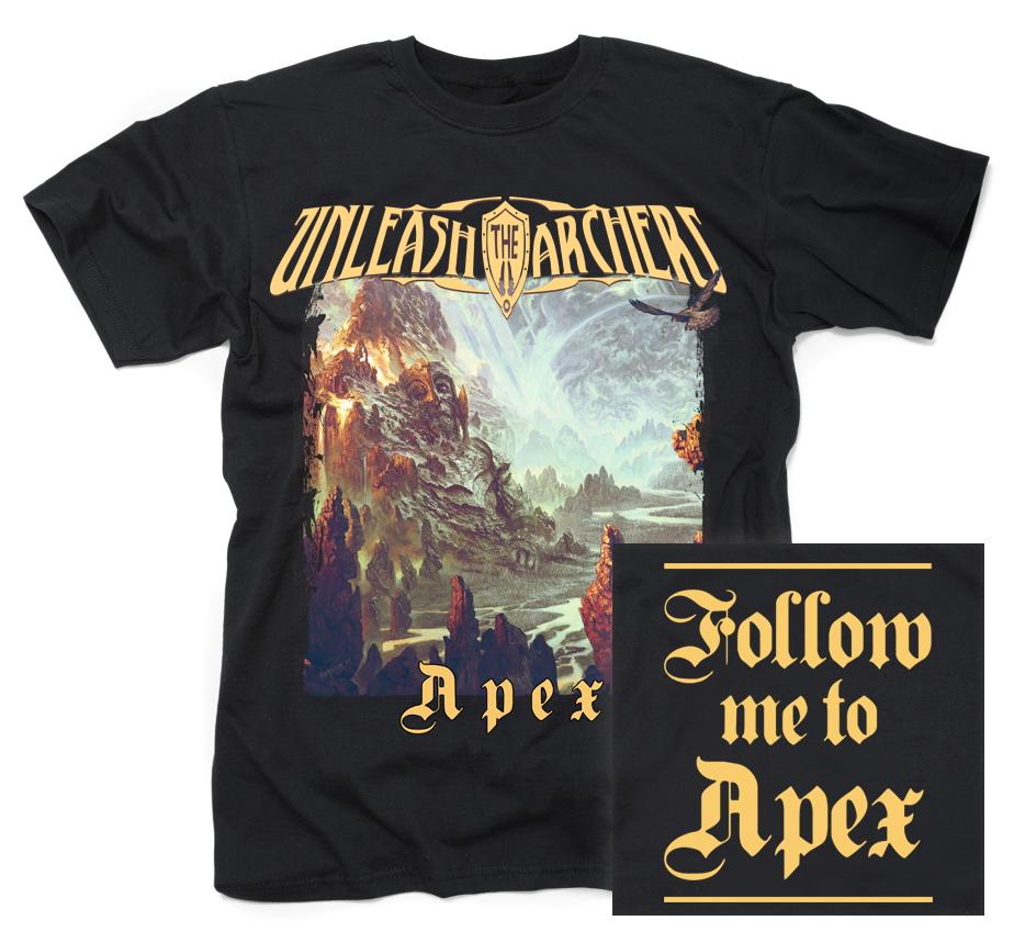 Unleash The Archers Apex T Shirt S 110144 S Ebay